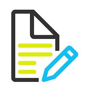 Letter application for a job